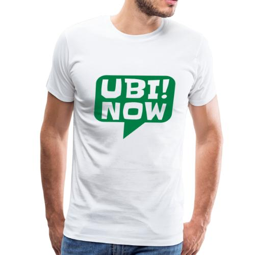 The movement - UBI NOW - Men's Premium T-Shirt