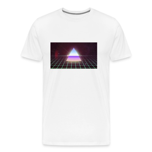 80s Retro - Men's Premium T-Shirt
