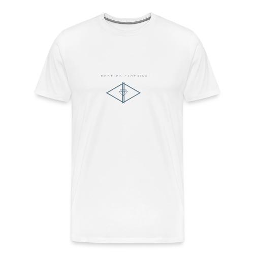 Bootleg Diamond Logo - Men's Premium T-Shirt