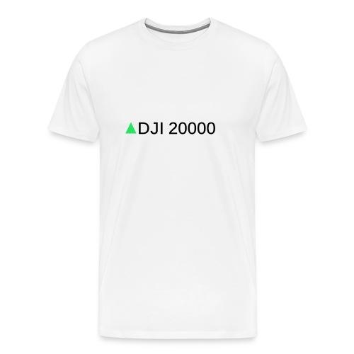 DJI 20000 - Men's Premium T-Shirt