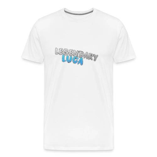 LegendaryLuca - Men's Premium T-Shirt