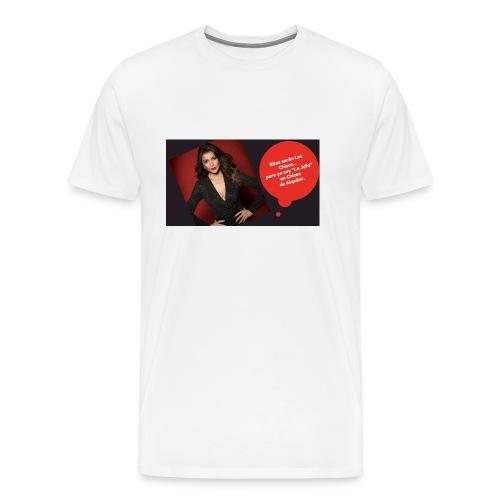 La Jefa - Men's Premium T-Shirt