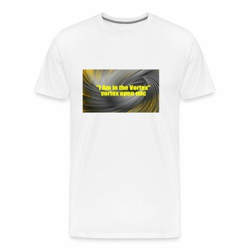 The vortex - Men's Premium T-Shirt
