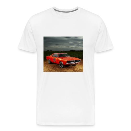 The Dukes Of Hazzard wallpaper 11114800 - Men's Premium T-Shirt