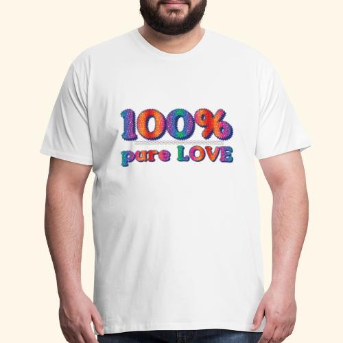 Pure Love - Men's Premium T-Shirt