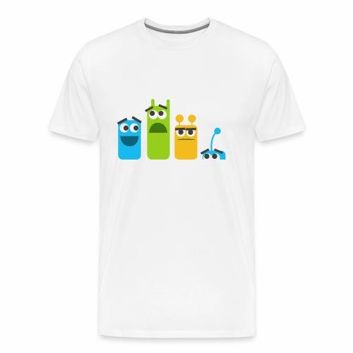 Cute Monster - Men's Premium T-Shirt