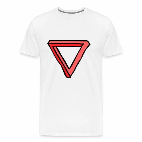 Illusion - Men's Premium T-Shirt