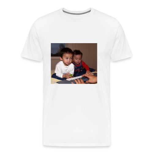 413502 3609601112345 1284731837 o - Men's Premium T-Shirt
