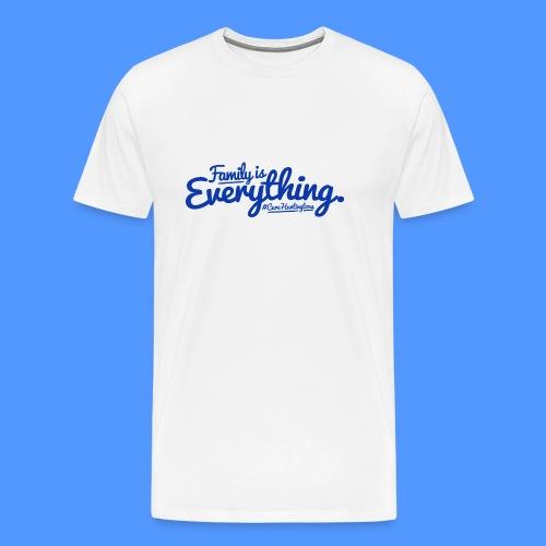 Family is everything - Men's Premium T-Shirt