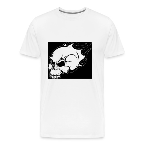 skelebonegaming merch - Men's Premium T-Shirt