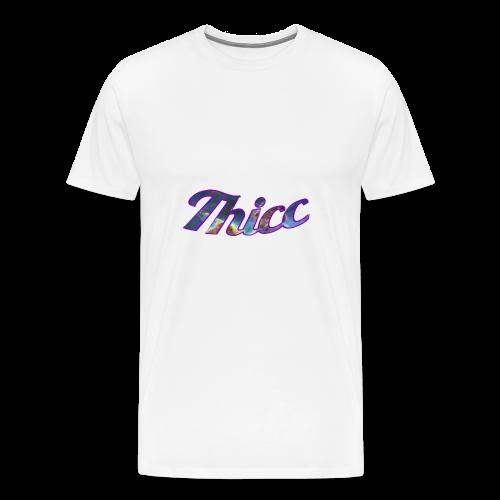 Thicc Galaxy - Men's Premium T-Shirt
