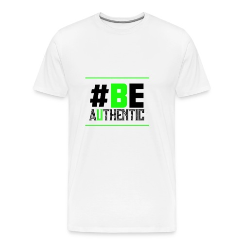 Be Authentic T-shirt - Men's Premium T-Shirt