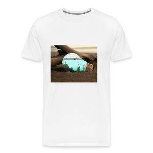Speed display - Men's Premium T-Shirt