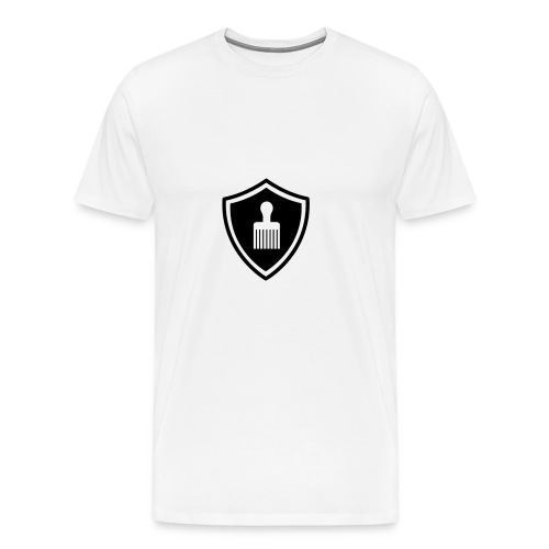 WillVille Pic Shield - Men's Premium T-Shirt
