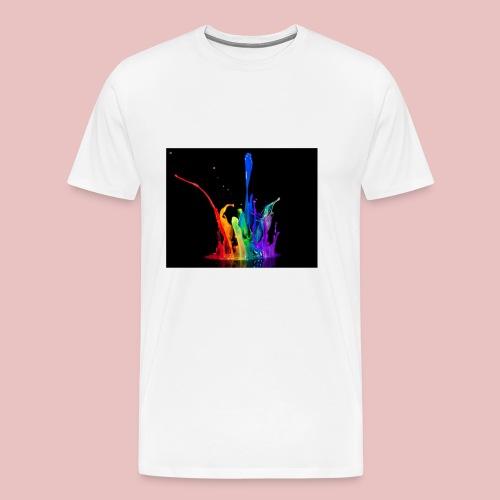 D05CB4F0 705D 4160 BF77 8AC6DB079583 - Men's Premium T-Shirt
