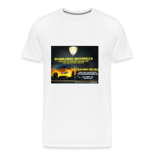 BUMBLEBEE MOTORS - Men's Premium T-Shirt