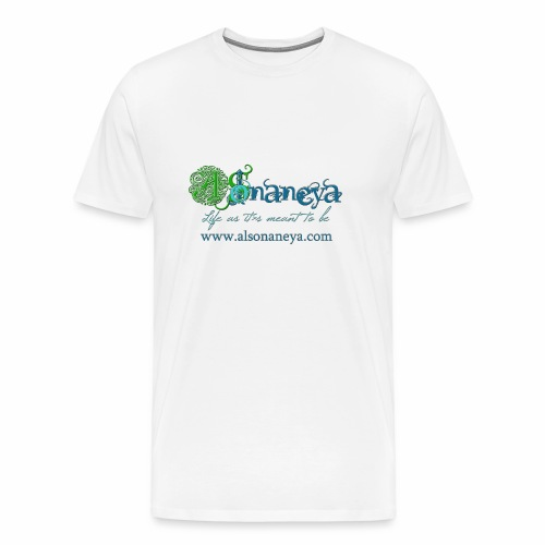 Al Sonaneya Nature - Men's Premium T-Shirt