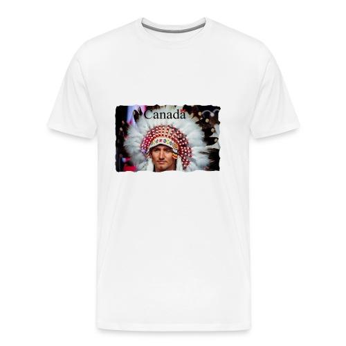 Chief Justin Canada - Men's Premium T-Shirt
