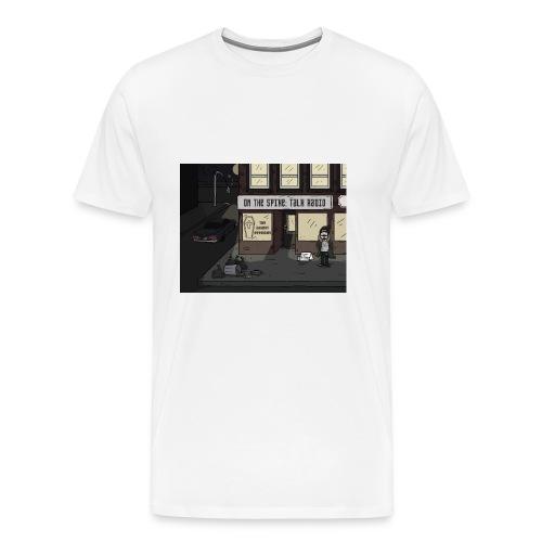 Corner Brad - Men's Premium T-Shirt