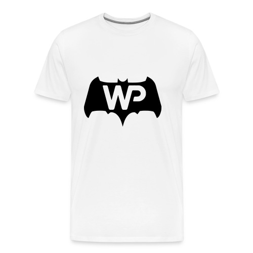 WP White - Men's Premium T-Shirt