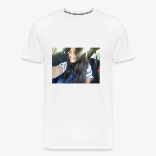 Nicole Regalado - Men's Premium T-Shirt