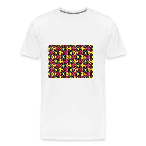 Happy Ferrous Wheel - Men's Premium T-Shirt