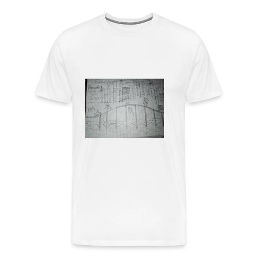 15080230123001845926267 - Men's Premium T-Shirt