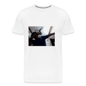 Dabin on the haters - Men's Premium T-Shirt
