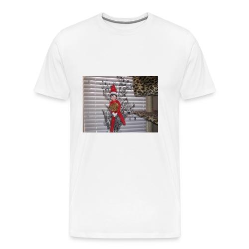 Elf manshin - Men's Premium T-Shirt