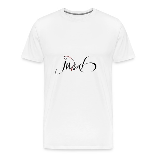 Judah Logo - Men's Premium T-Shirt