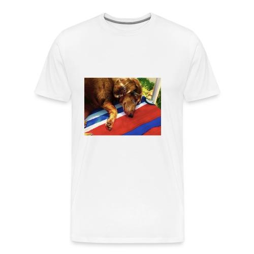 Treyden Dimeo - Men's Premium T-Shirt