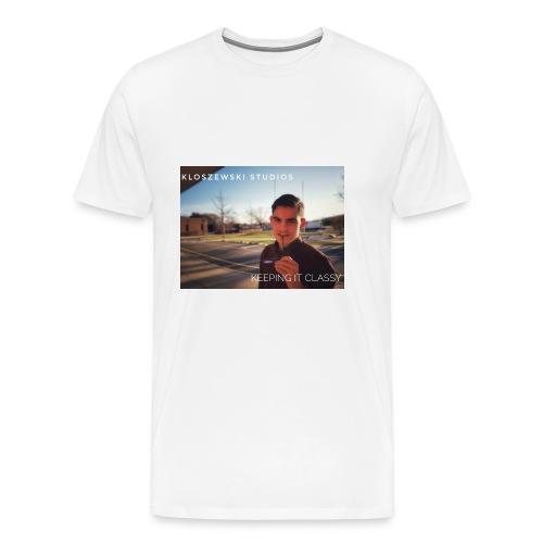 Keeping It Classy - Men's Premium T-Shirt