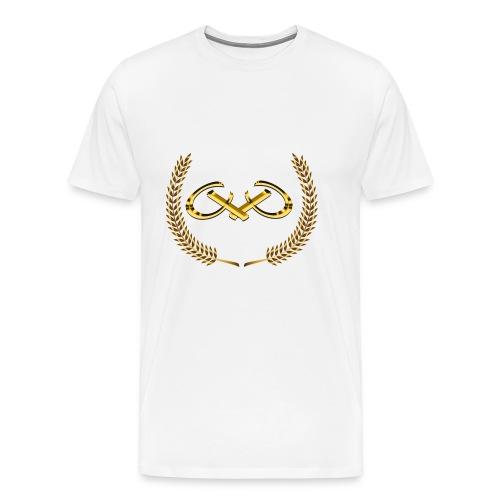 pcross - Men's Premium T-Shirt
