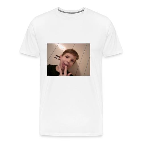 The save - Men's Premium T-Shirt
