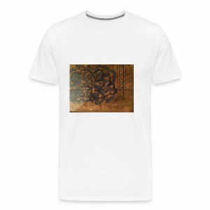 Dilfliremanspiderdoghappynessdogslikeitverymuchtha - Men's Premium T-Shirt