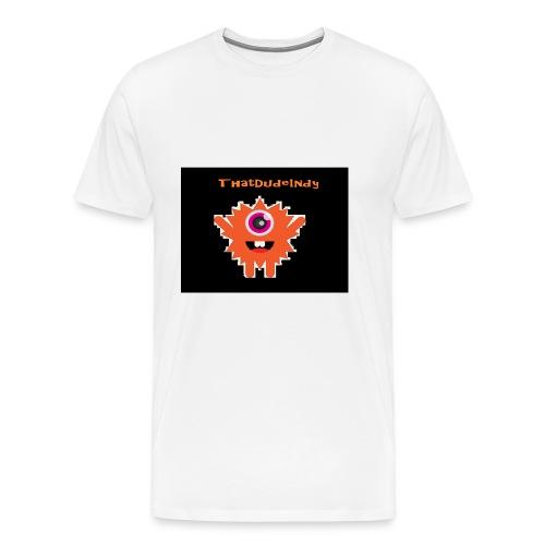 ThatDudeIndy Logo - Men's Premium T-Shirt