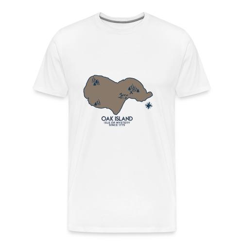 Oak Island - Men's Premium T-Shirt