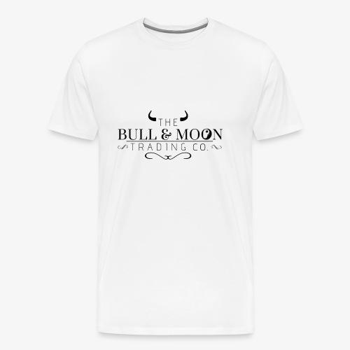 Bull & Moon Official T-Shirt - Men's Premium T-Shirt