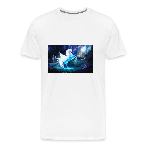 majestic unicorn - Men's Premium T-Shirt