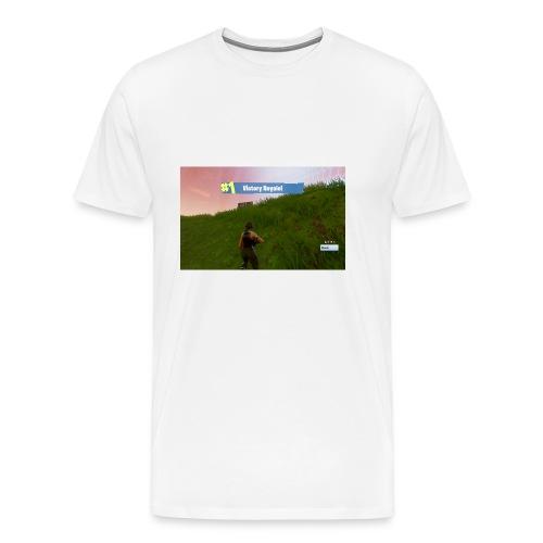 Fortnite dubs - Men's Premium T-Shirt