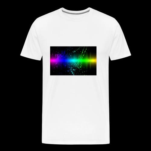 color rush - Men's Premium T-Shirt