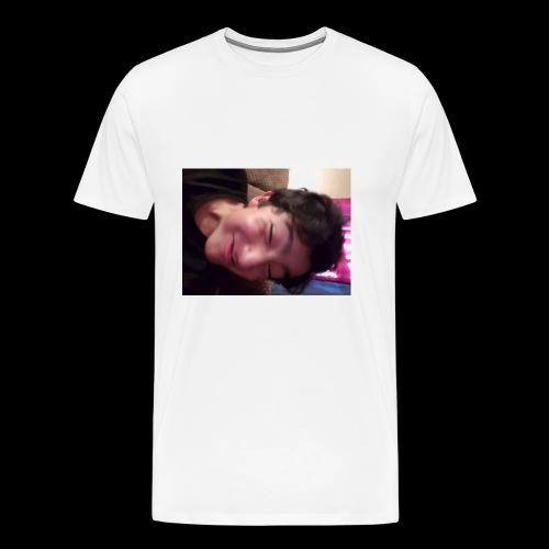 SPED OR SPAN - Men's Premium T-Shirt