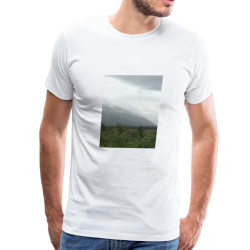 A8285ECD D4BF 4B6A 83BB 01E4F040208D - Men's Premium T-Shirt