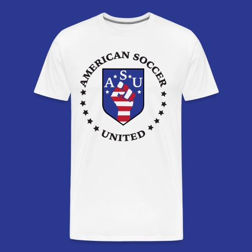 American Soccer United - Men's Premium T-Shirt
