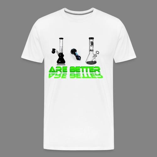 bongsarebetter - Men's Premium T-Shirt