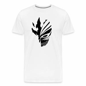 Hollow Mask Black - Men's Premium T-Shirt
