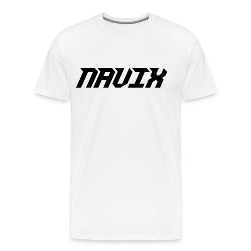 Simplistic Logo - Men's Premium T-Shirt