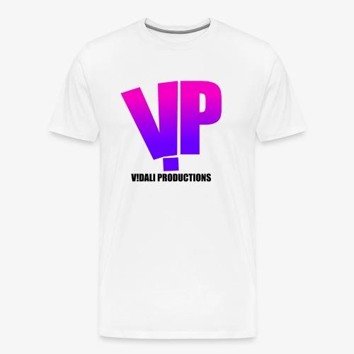 V!DALI PRODUCTIONS - Men's Premium T-Shirt
