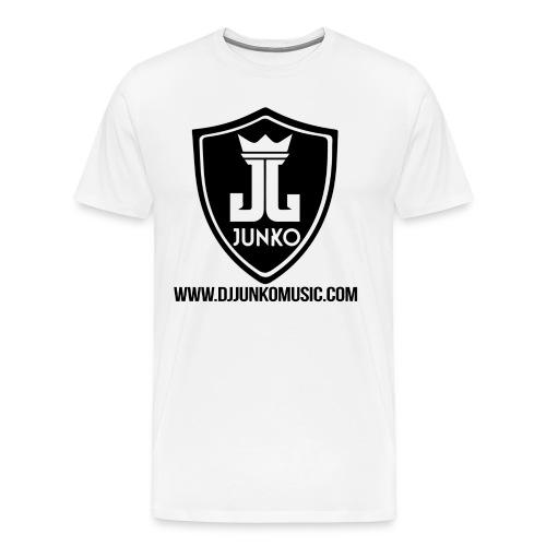 DJ Junko Music - Men's Premium T-Shirt