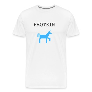 Protein Unicorn - Men's Premium T-Shirt